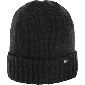 The North Face Shinsky Muts met klep, tnf black criss cross stitch